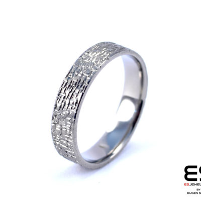 Wedding Ring - Titanium