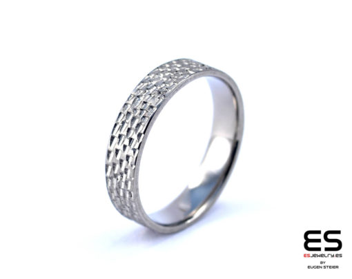Wedding Ring - Titanium